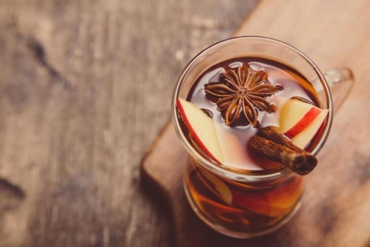 Tarçın çayı: