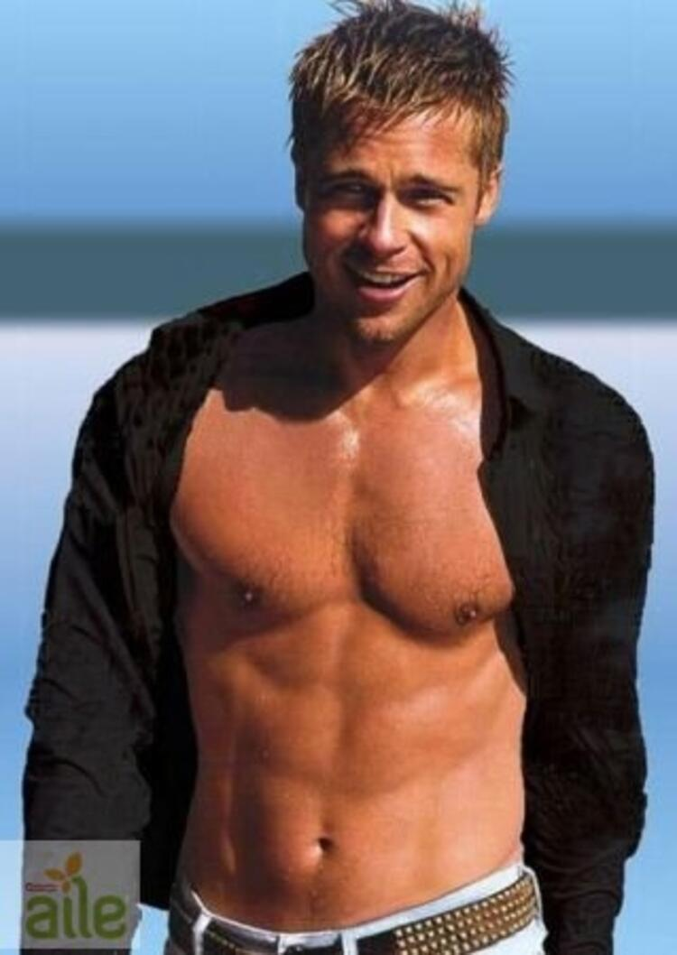 Geçmişten bugüne Brad Pitt
