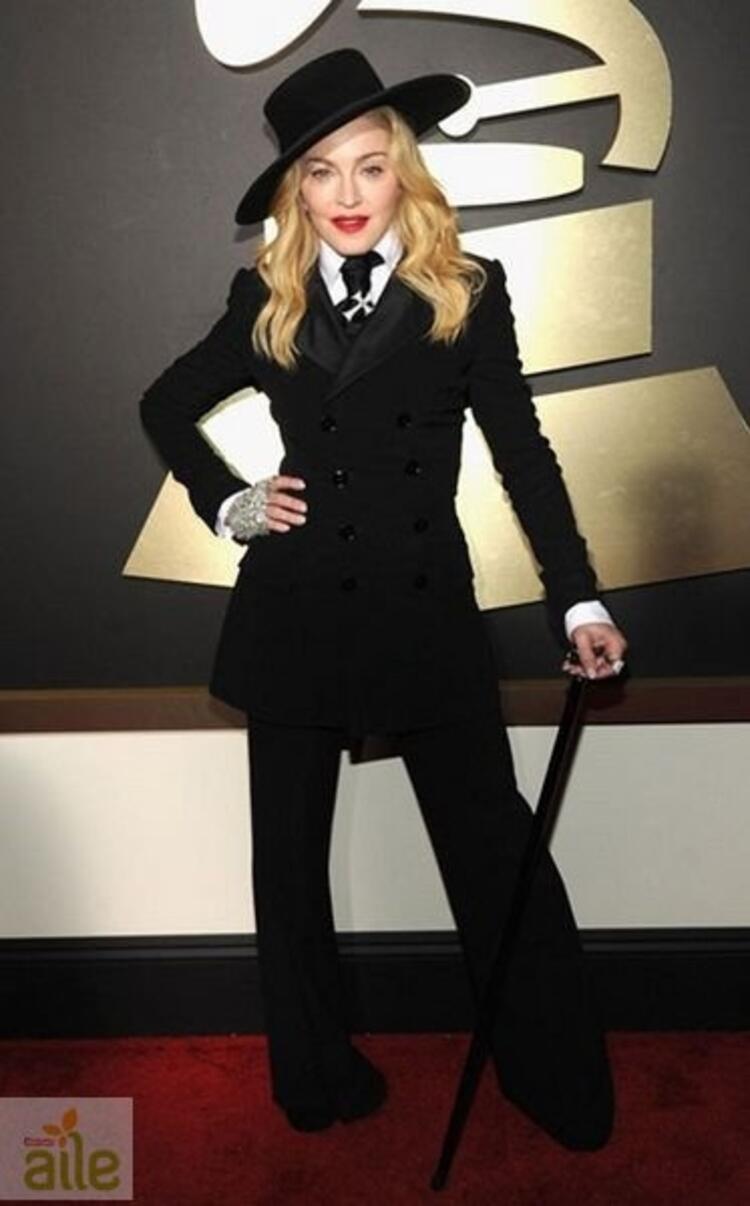 Madonna-Ralph Lauren