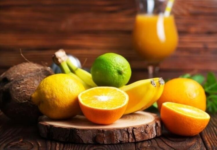 1. C vitamininden zengin besinler