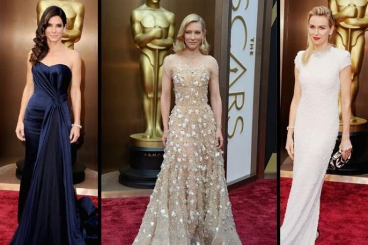 86. Oscar Ödül Töreni'nde kırmızı halı