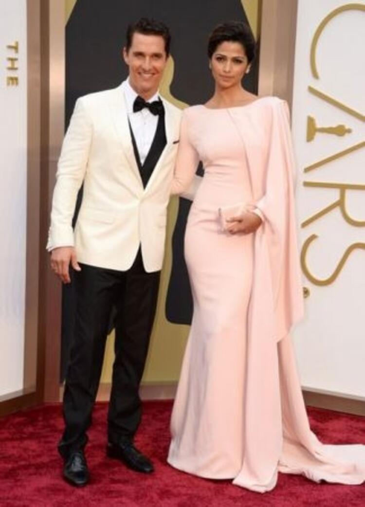 Matthew McConaughey&Camila Alves (Gabriela Cadena)