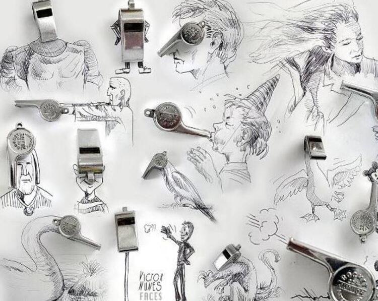 Victor Nunesın yaratıcı çalışmaları