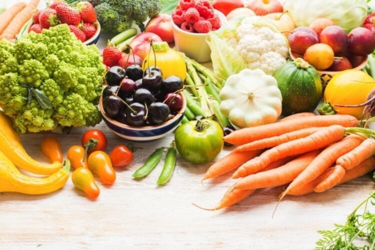 Aşırı meyve ve sebze