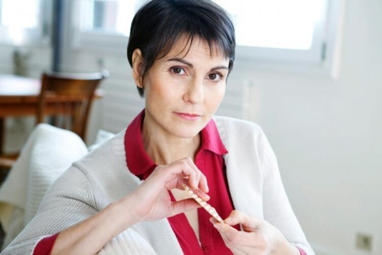 Hormon tedavisi şikayetleri azaltıyor