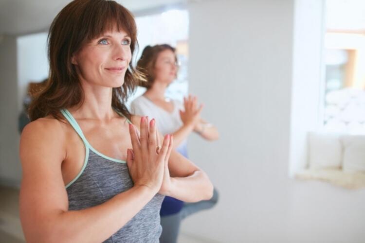 Sağlıklı bir menopoz süreci için düzenli egzersiz şart