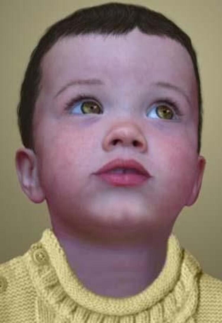 Ünlülerin çocuklarının robot resimleri