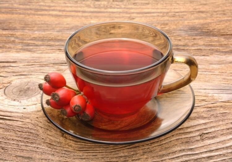Kuşburnu çayı daha faydalı