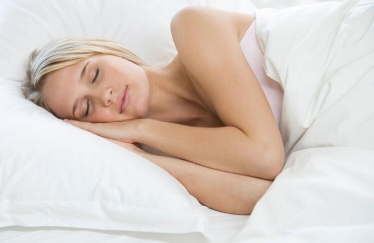 Yeterli süre boyunca uyuyun