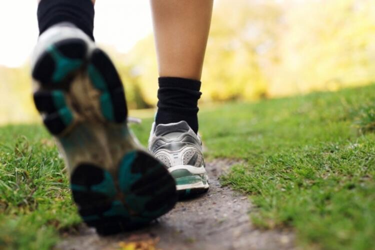 Spora veya yürüyüşe vakit ayırın