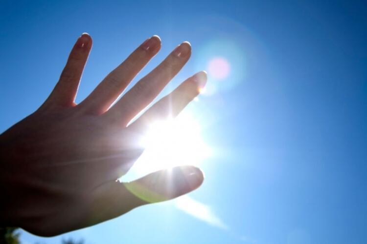 Güneşten kaçmayın