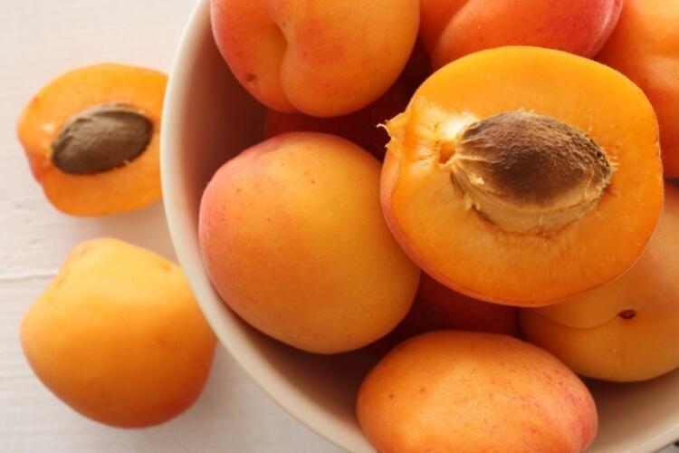 Göz sağlığı için turuncu besinler