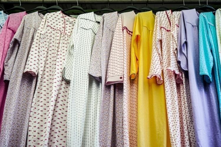 Pamuklu pijama tercih edin