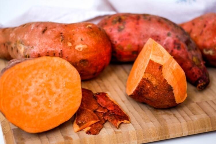 4. Tatlı patates