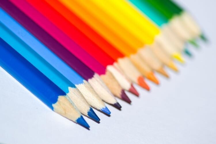 Çocuklar ve renk ilişkisi