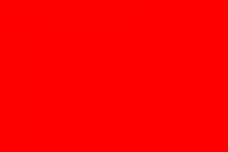 Kırmızı: