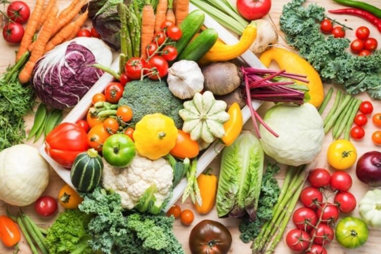 Sebze ağırlıklı beslenin