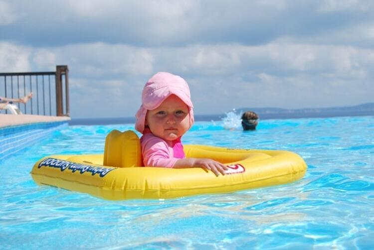 Havuzlar, enfeksiyon tehlikesini tetikliyor