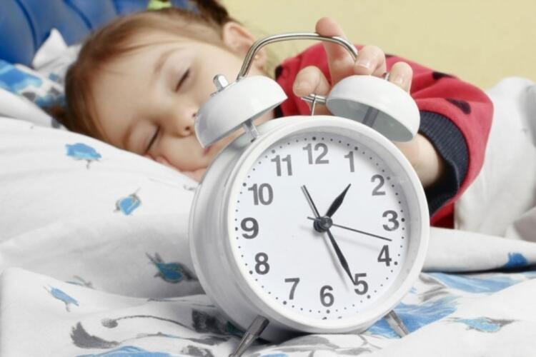 Uyku düzenini bozmayın