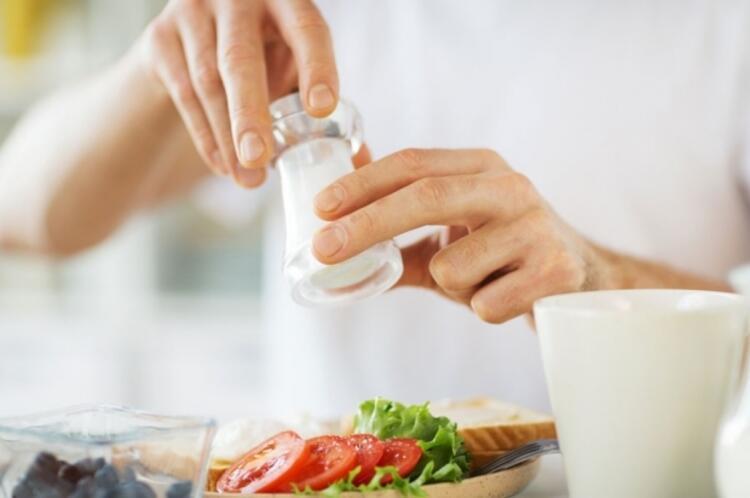Vücuttaki ödemin nedeni tuz ve hazır gıdalar