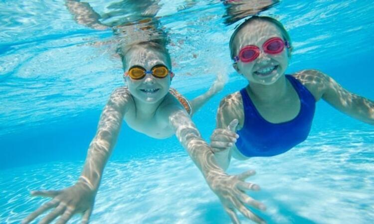 Spor yapan çocuklar  hem fiziksel hem mental açıdan sağlıklı gelişiyor