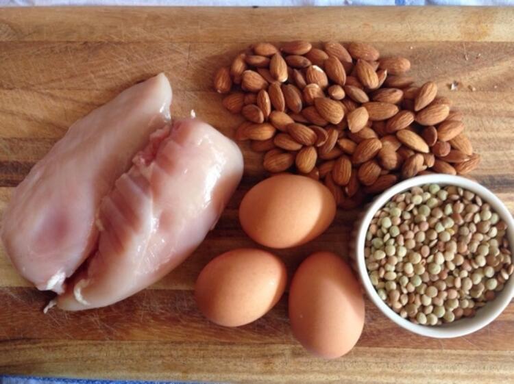 Yetersiz protein almak