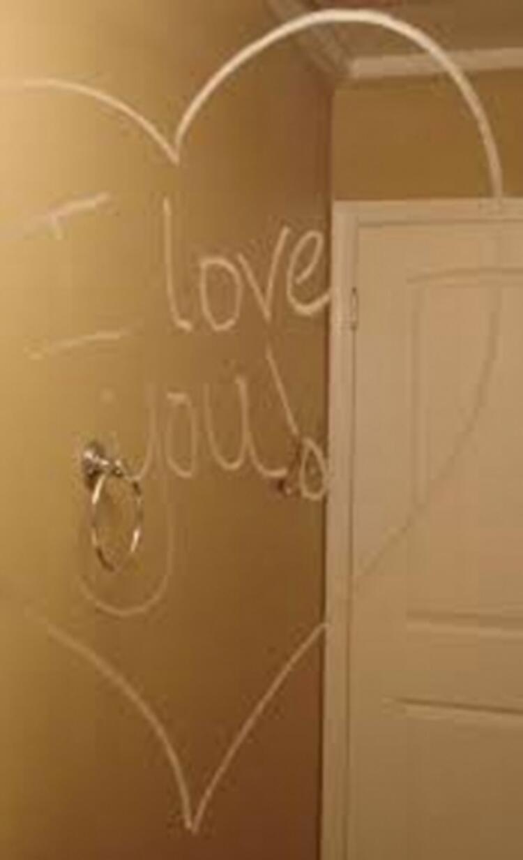 Aynanın size bir mesajı var