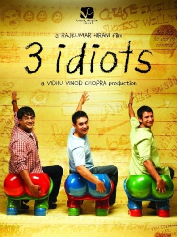 Üç Aptal / 3 Idiots – 9 Kasım 2009