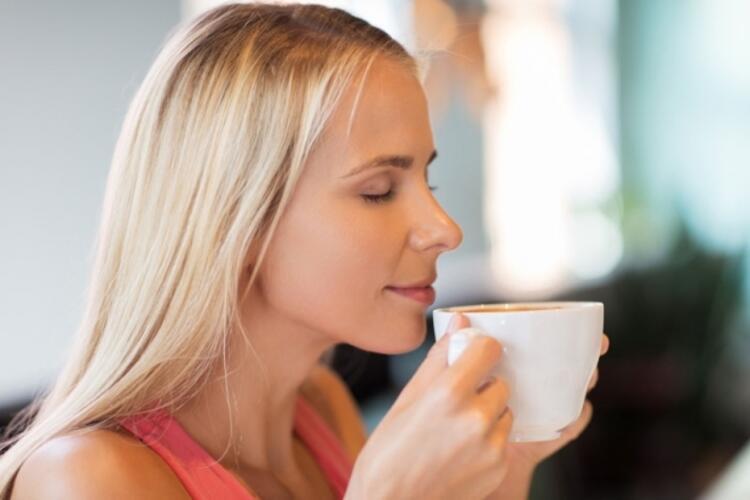 Kafein ve alkol tüketmeyin