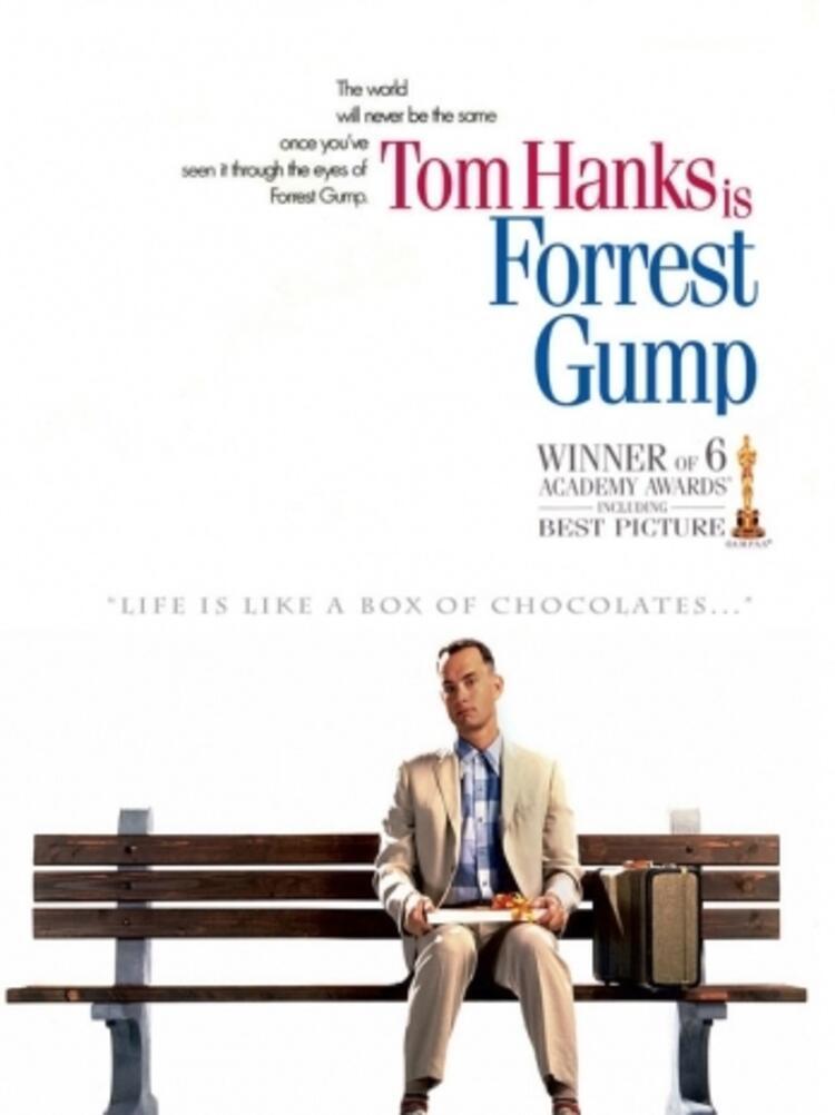 Forrest Gump – 6 Temmuz 1994