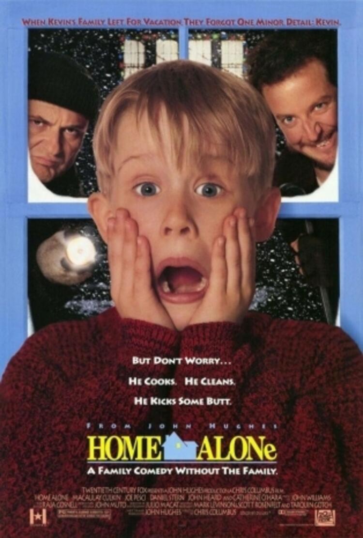 Evde Tek Başına / Home Alone -1990
