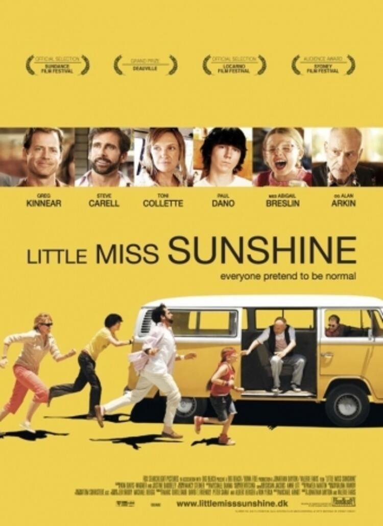 Küçük Gün Işığım / Little Miss Sunshine – 2007