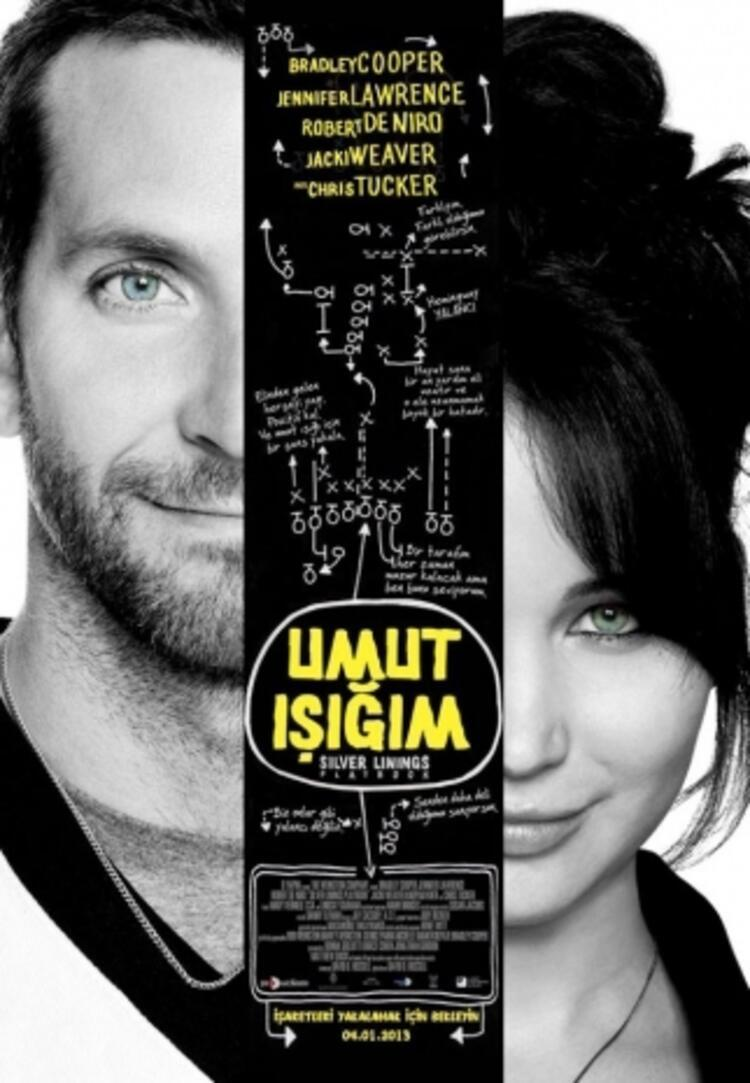 Umut Işığım / Silver Linings Playbook – 4 Ocak 2013