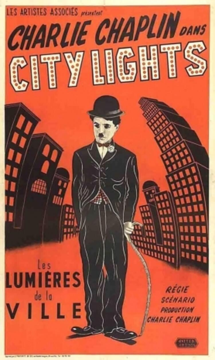 Şehir Işıkları / City Lights –1931
