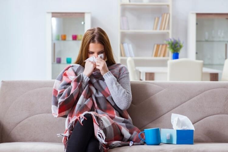 5. Bir enfeksiyonla savaşırken