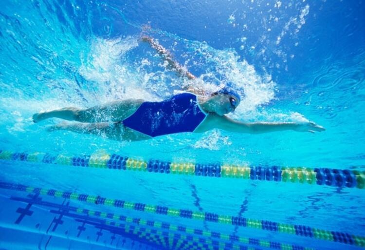8-Yüzme