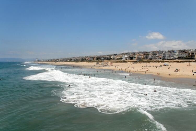 1. Yüzeyinde köpük olan denizden uzak durun
