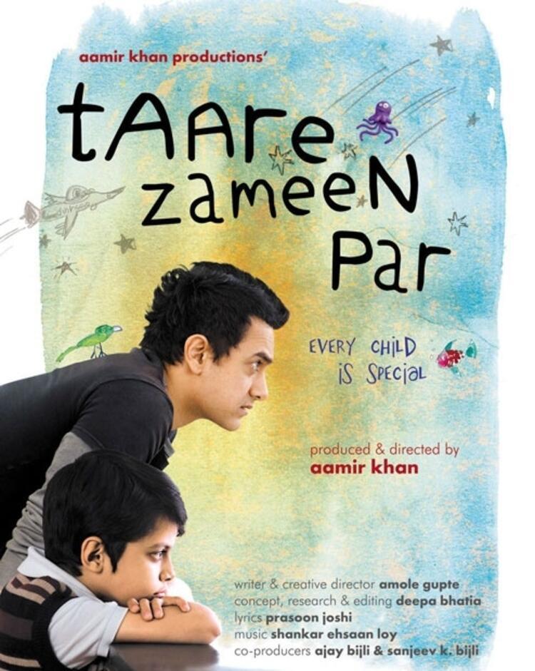 Yerdeki Yıldızlar (Her Çocuk Özeldir) - Taare Zameen Par/2007