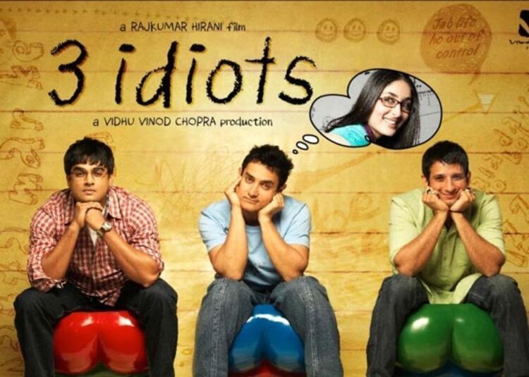 3 Ahmak - 3 Idiots/2009