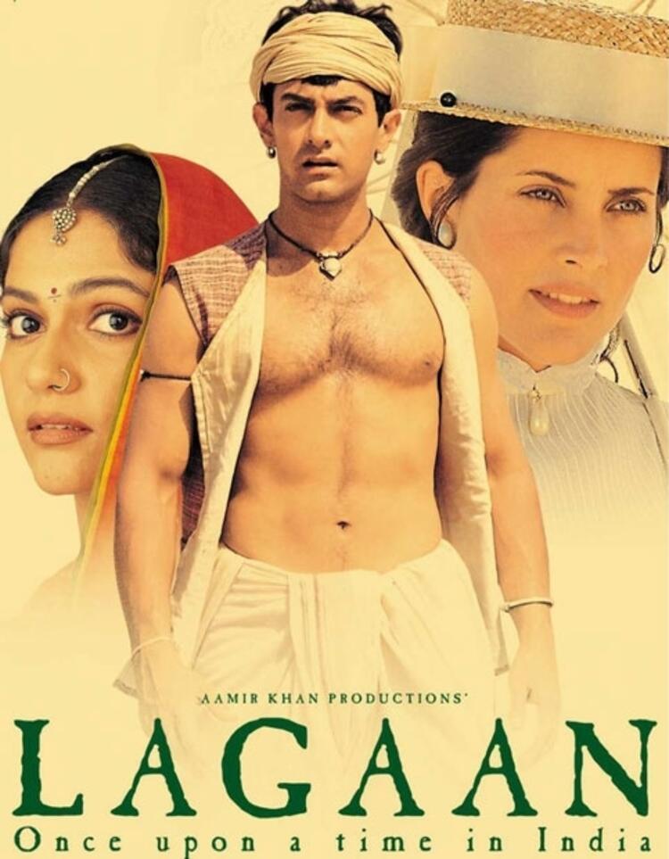 Lagaan: Evvel zaman içinde Hindistanda - Lagaan: Once upon a time in India/2001