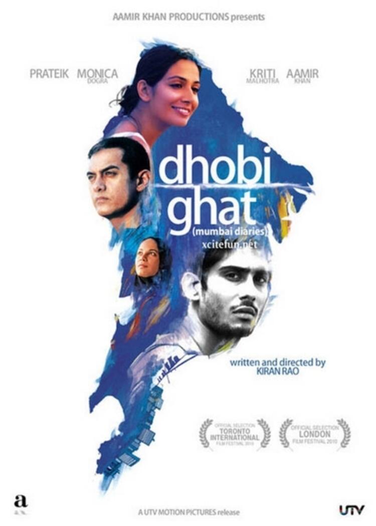 Mumbai Günlükleri - Dhobi Ghat/2010