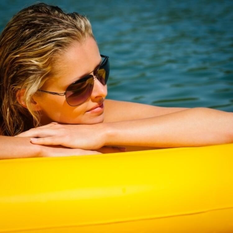 Havuz yerine deniz tercih edilmeli
