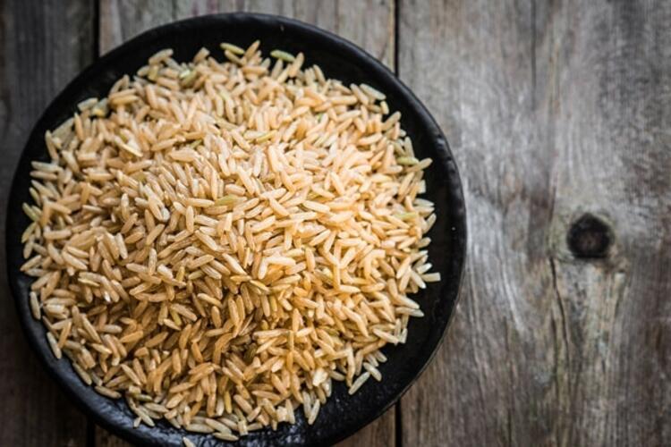 5-Esmer Pirinç
