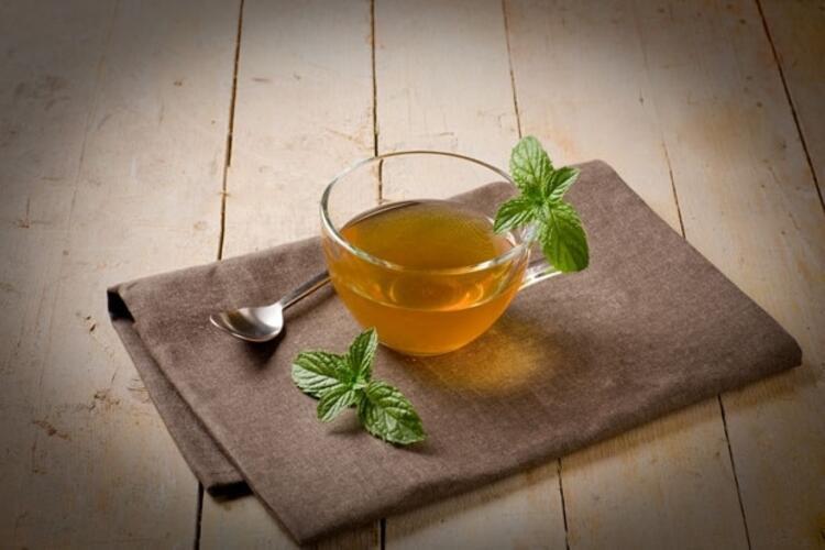 1- Yeşil çay