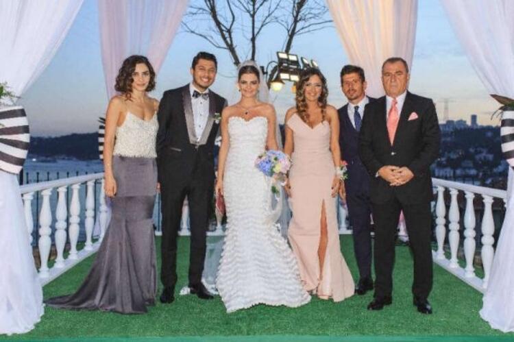 Pelin Karahan sevgilisi Bedri Güntay ile evlendi.