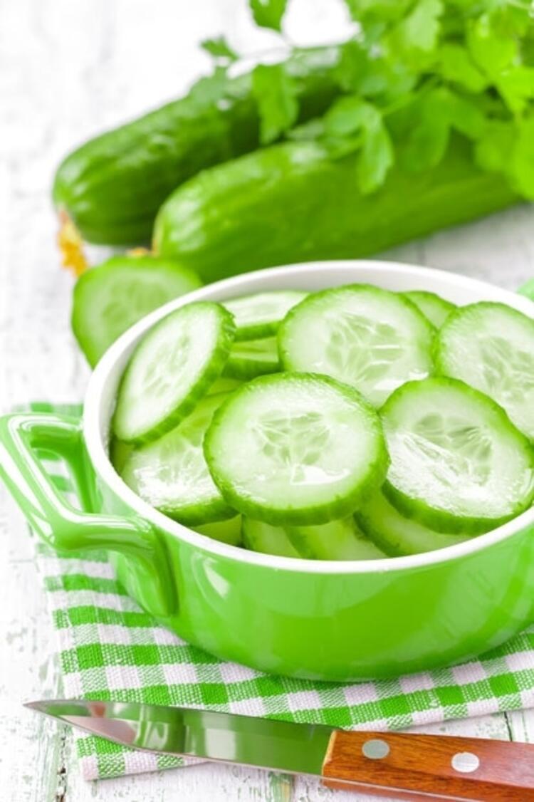 3- Salatalık