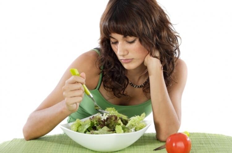 Tek tip gıda diyeti ruhsal yıkıma yol açıyor