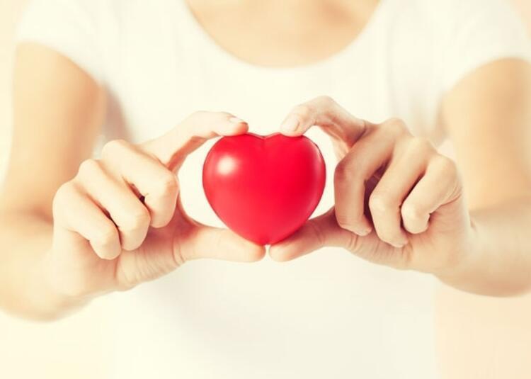 1- Kalbinize sıcaklarda daha çok özen gösterin