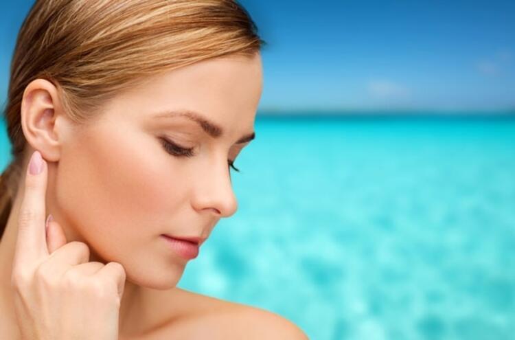 5- Havuzda kulağınıza su kaçmamasına özen gösterin