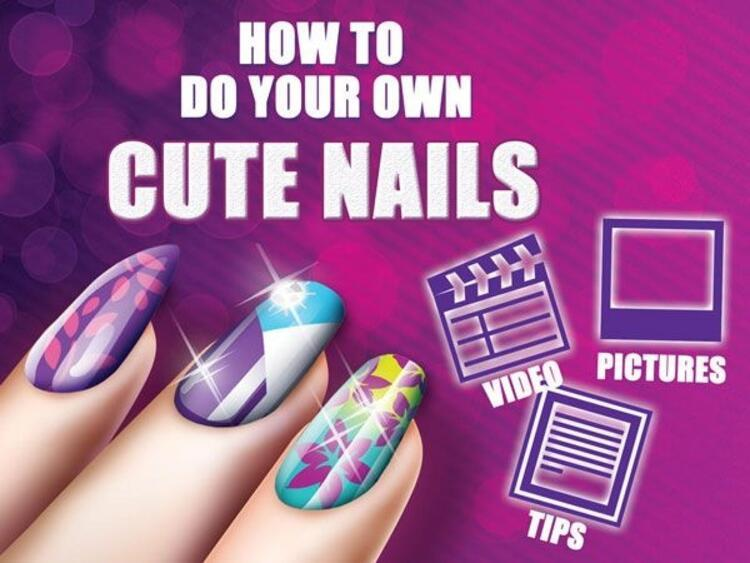How to do Your Own Cute Nails